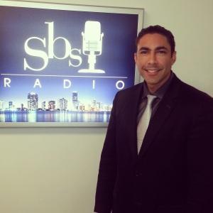 Jesus Salas SBS Miami Radio